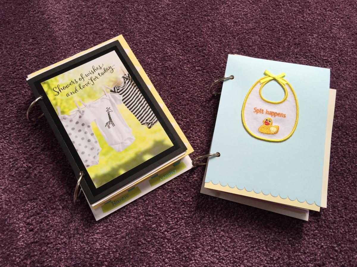 Greeting Card Book