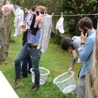 Baby Laundry Relay 2
