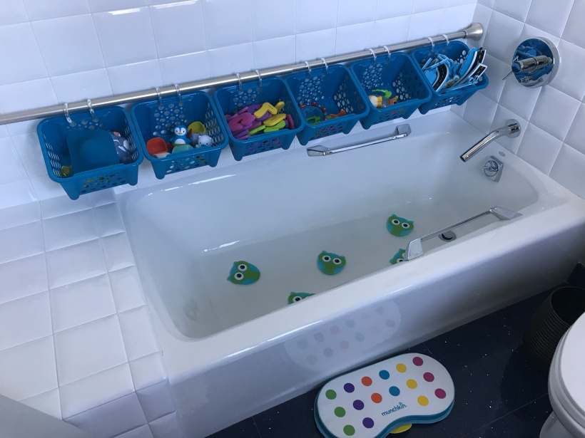 Bathtub Organizer