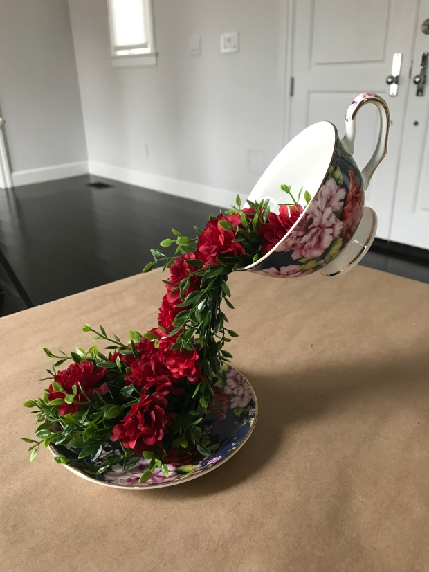 Rose Floating Cup