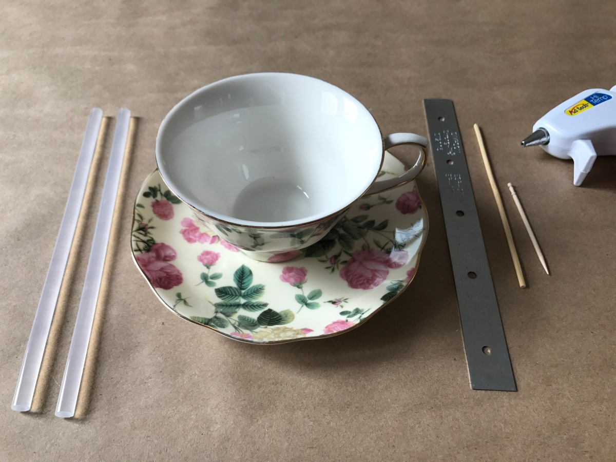 Floating Teacup Supplies