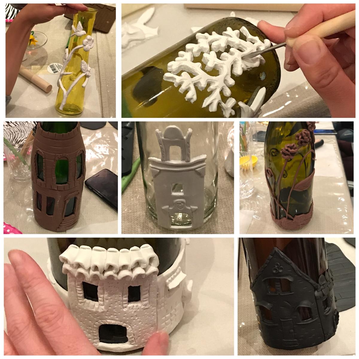 Fairy Bottle Designs