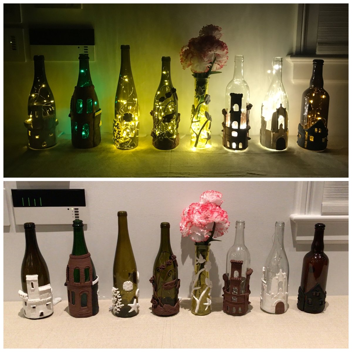 Fairy Bottle Craft Night