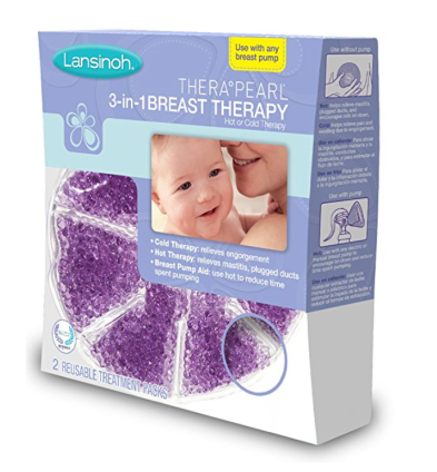 Breast Therapy Gel Pack