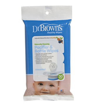 Doc Brown Pacifier Wipes