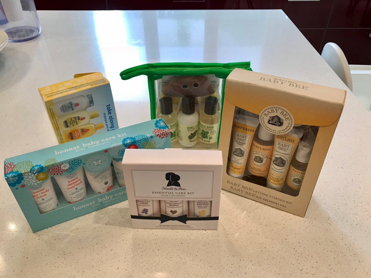 baby product samples